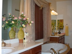 Assisted living homes - bath
