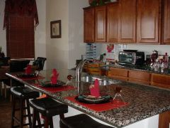 Assisted living homes - kitchen